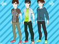 Anime Jonas Brothers