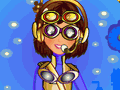 Steampunk Style Girl Spy