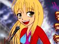 Hannah Montana's Anime Style