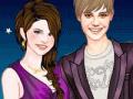 Selena Gomez & Justine Bieber