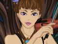 Hot Violin Girl