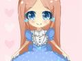 Sweet Lolita Paper Doll