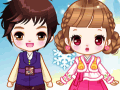 Korean Doll Couple
