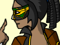 Mesmer Inspired Doll