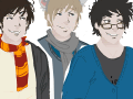 The Best Three Marauders