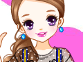 See-through Skirt Look