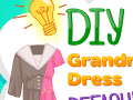 Grandma's Dress Refashion