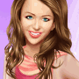 Hannah Montana Dress Up Games