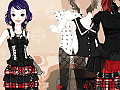 Gothic Halloween Dress Up