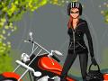 Punk Motor Girl