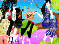 Chinese Girl in Cheongsam