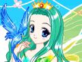 Spring Fantasy Fairy Doll