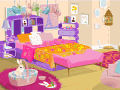 Purple Themed Bedroom