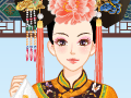 Qing Dynasty Palace Girl