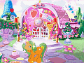 Decorate Ponies' Ball Venue